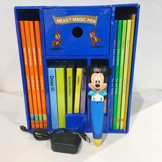 Disney - 2011年購入!ディズニー英語システム ミッキーマジックペンセット