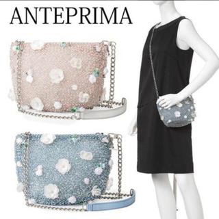 アンテプリマ(ANTEPRIMA)の【激レア⚫︎美品】アンテプリマ  フロレアーレ(ショルダーバッグ)