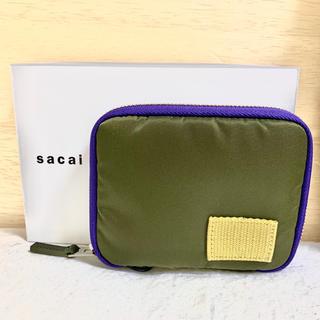 sacai - sacai 20SS porter コラボ ウォレット  財布