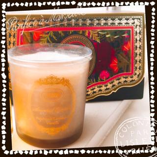 サボン(SABON)のSABON  キャンドル  パチュリラベンダーバニラ  inグラス(キャンドル)