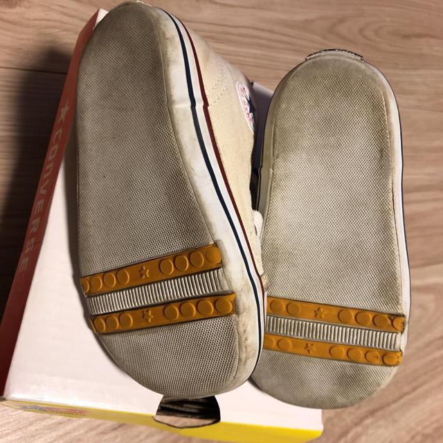 CONVERSE(コンバース)のコンバース 13.5cm ハイカット キッズ/ベビー/マタニティのベビー靴/シューズ(~14cm)(スニーカー)の商品写真