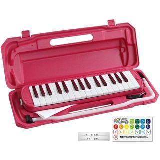 鍵盤 ハーモニカ ピアニカ メロディーピアノピンク ¥3,500 商品説明  a(電子ピアノ)