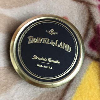 TRAVEL by LAND キャンドル
