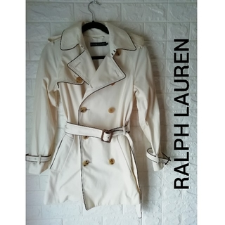 ラルフローレン(Ralph Lauren)の(M63)RALPH LAUREN ラルフローレン( レディース)(スプリングコート)