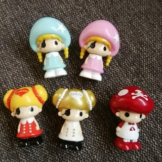 Takara Tomy - コエダリアン ドクッキノ 人形セット