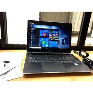 ヒューレットパッカード(HP)のHP 430 G5 i5 7200U WiFi Bluetooth Camera(ノートPC)