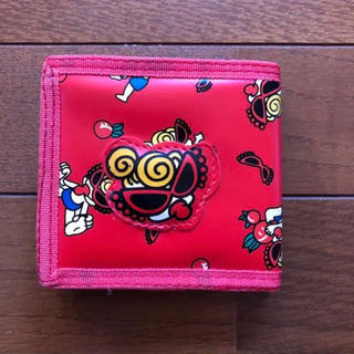 HYSTERIC MINI - ヒスミニ3つ折り財布