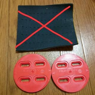 バートン(BURTON)のディスク  バインディングパーツ  スノーボード 4×4(バインディング)