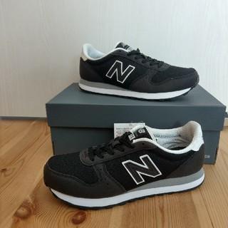 New Balance - ニューバランス ブラック 23,5cm