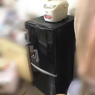 パナソニック(Panasonic)のけじ様専用 パナソニック National 冷蔵庫 NR-B142J 小型(冷蔵庫)