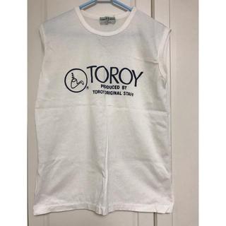TOROY - TOROY BOYS ノースリーブ tシャツ タンクトップ 160 キッズ