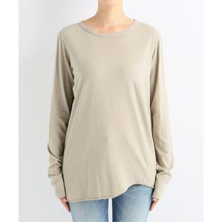 DEUXIEME CLASSE - Layering Tシャツ Deuxieme Classe ベージュ