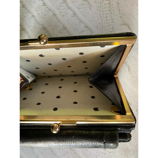 TSUMORI CHISATO(ツモリチサト)のツモリチサト 本革 折り財布 レディースのファッション小物(財布)の商品写真