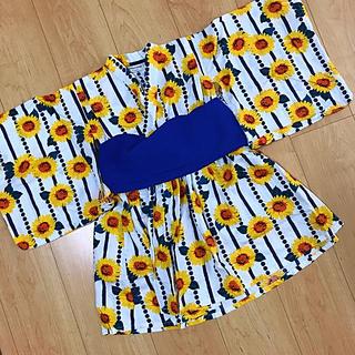 アンパサンド*浴衣ワンピース110