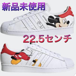 adidas - adidas  スーパースターコラボ ミッキー マウス スニーカー