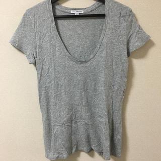 トゥモローランド(TOMORROWLAND)のJAMES PERSE Uネック 定番Tシャツ 2(Tシャツ(半袖/袖なし))