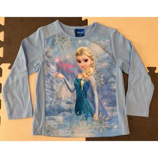 ディズニー(Disney)のアナと雪の女王 長袖Tシャツ 110(Tシャツ/カットソー)