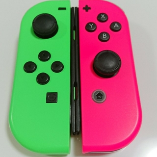 ニンテンドースイッチ(Nintendo Switch)の【動作確認済】Nintendo Switch Joy Con ジョイコン 任天堂(家庭用ゲーム機本体)