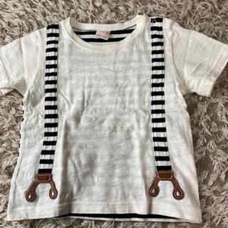 petit main - petit main    男の子 Tシャツ