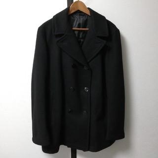 ムジルシリョウヒン(MUJI (無印良品))の無印良品 コート XL(ピーコート)