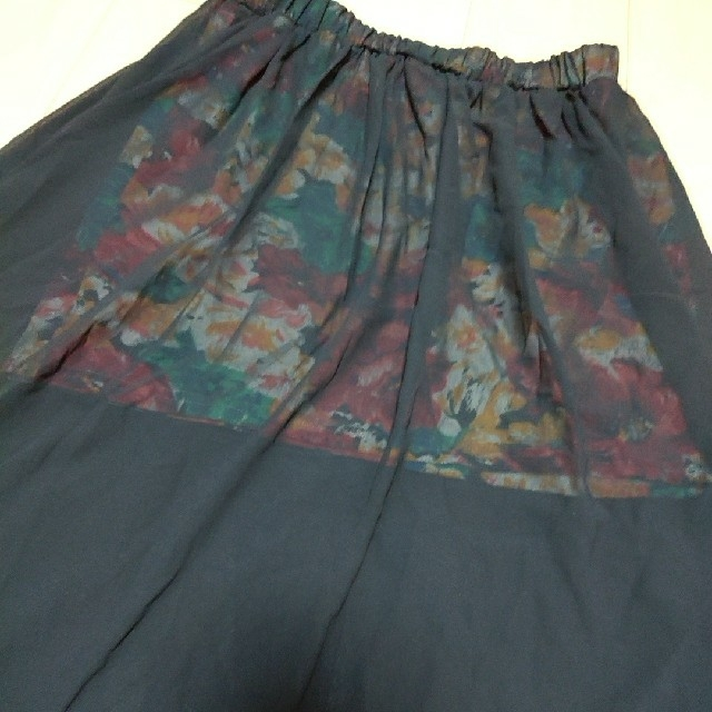 Avail(アベイル)の【Avail】シースルースカート レディースのスカート(ミニスカート)の商品写真