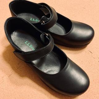 L.L.Bean - エルエルビーン シューズ メリージェーン 厚底 靴