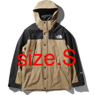 THE NORTH FACE - THE NORTH FACE マウンテンライトジャケット KT S