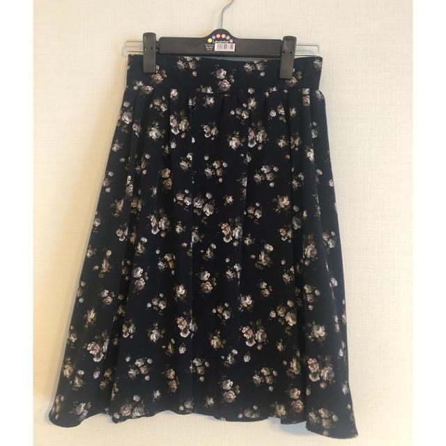 archives(アルシーヴ)のアルシーヴ 花柄スカート レディースのスカート(ミニスカート)の商品写真