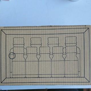 MUJI (無印良品) - 無印良品エッセンシャルオイル収納ボックス