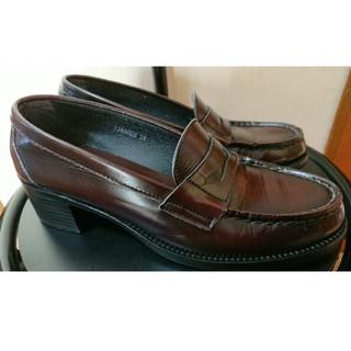 ハルタ(HARUTA)のハルタ 本革 ローファー(ローファー/革靴)