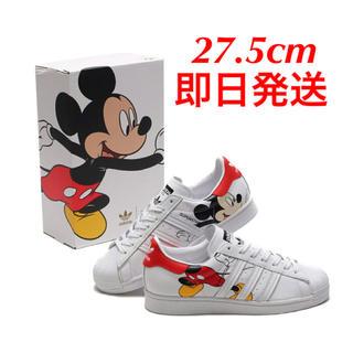 adidas - 27.5cm SUPERSTAR MICKY MOUSE