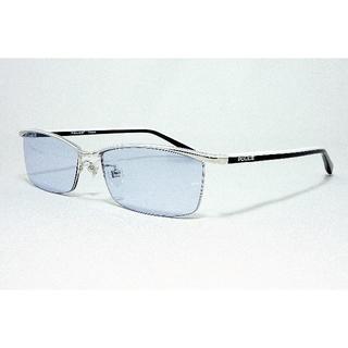 ポリス(POLICE)のPOLICE カスタムサングラス VPL175J-579 BLUE 正規品(サングラス/メガネ)