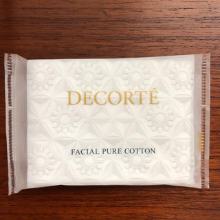 COSME DECORTE - お買い得❣️デコルテ⭐️フェイシャルピュアコットン