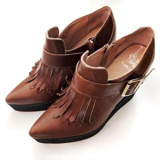 ジェフリーキャンベル(JEFFREY CAMPBELL)のJEFFERY CAMPBELL タッセルブーツ(ブーツ)