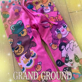 GrandGround - グラグラパンツ