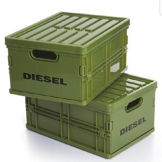 ディーゼル(DIESEL)の新品 ディーゼル コンテナボックス セット 非売品(ケース/ボックス)