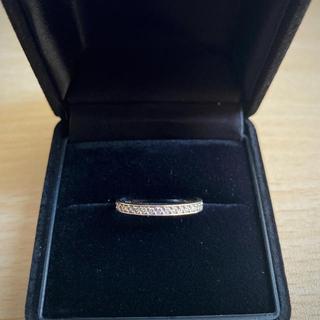 ダイヤモンドハーフエタニティリング 12号(リング(指輪))