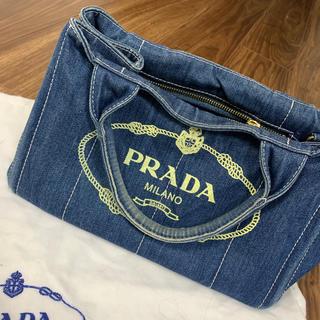 PRADA - PRADA カナパ デニム