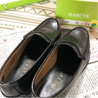 ハルタ(HARUTA)のHARUTA 本革 ローファー(ローファー/革靴)