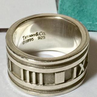 ティファニー(Tiffany & Co.)のTiffany& Co. アトラス リング(リング(指輪))