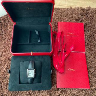 Cartier - タンク ソロ ウォッチ カルティエ 時計