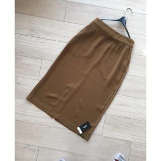 KBF - KBF さらさらスカート 【試着のみ】