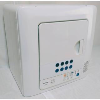 東芝 - 【超美品】東芝 衣類乾燥機 ED-60C 乾燥容量6kg ピュアホワイト
