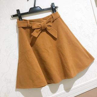 titty&co - フレアリボンスカート