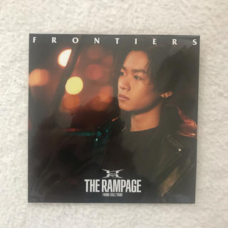 THE RAMPAGE - 川村壱馬 FRONTIERS アザージャケット