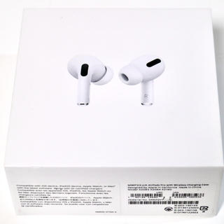 Apple - AirPods Pro MWP22J/A  中古