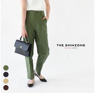 Shinzone - シンゾーン ベイカーパンツ