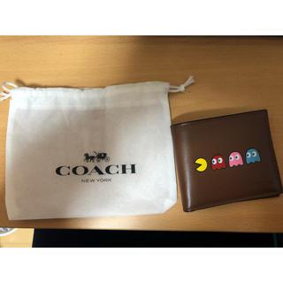 COACH - コーチ×パックマン折り財布 新品未使用