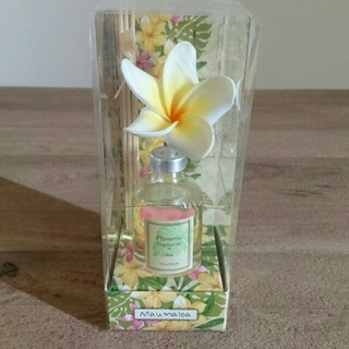 Francfranc - Room Fragrance プルメリア アロマオイル パフューマー お香 ハワ