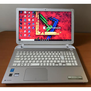 東芝 - 東芝 TOSHIBA ノートPC/Corei3/SSD240GB/Win10